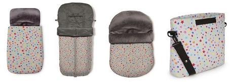 Sacos para sillas de paseo capazo y grupo 0 de invierno baby clic paperblog - Sacos silla bebe invierno ...