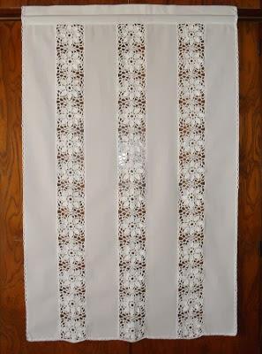Cat logo de visillos cortinas y barrales paperblog - Visillos cocina confeccionados ...