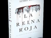 reina roja, Victoria Aveyard