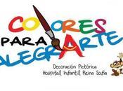 Colores para alegrarte Hospital Infantil Reina Sofía