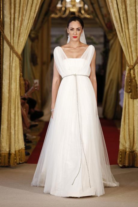 vestidos de la semana en boda 2.0: paula del vas - paperblog