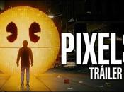 Pixels (Estreno 2015) Peliculas Cine