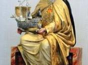 Santa María Cervelló, navegantes.