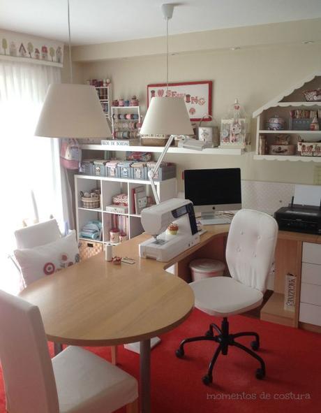 Mi cuarto de costura - Paperblog