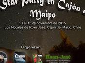 Star Party Cajón Maipo