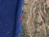 Grave terremoto Chile.