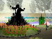 """IMAGINE Allariz"""". Jardín finalista Festival Allariz 2015"""
