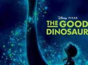Nuevo afiche #UnGranDinosaurio, filme animado @DisneyPixar
