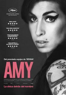 Póster: Amy: La chica detrás del nombre (2015)