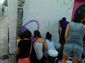 graffity borrado Festes Populars Benimaclet volverá calle