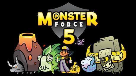 Juega Monster Force 5 con Google Chrome.