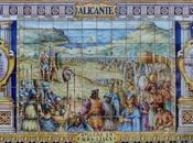 bancos Plaza España (5): Alicante.