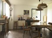 vivienda estilo multicultural, base retro, Marsella