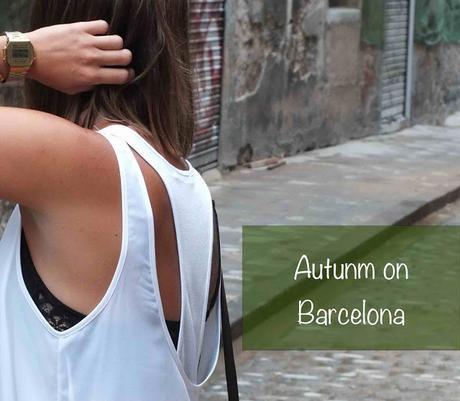 Autunm on Barcelona