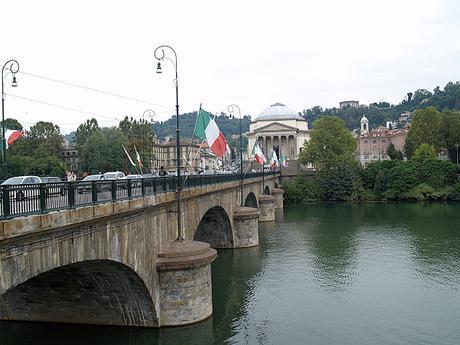 Una ruta por Turín