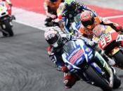 Todo preparado para batalla entre Rossi Lorenzo Aragón