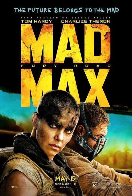 estrenos dvd mad max