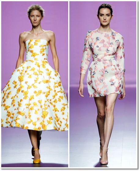 f9c66b69002c MBFWM: Vestidos Primavera Verano 2016 - Paperblog
