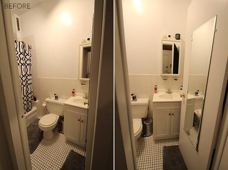 ANTES Y DESPUÉS: Cómo actualizar un baño sin apenas ...