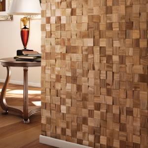 Paredes de madera paperblog - Materiales para forrar paredes interiores ...