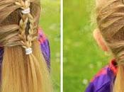 Trenzas lindas fáciles hacer para niñas