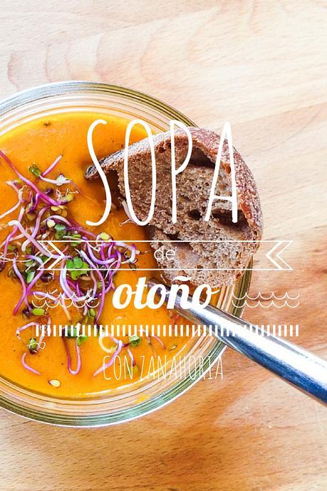 La mejor sopa de zanahoria del mundo paperblog for Mejor sofa del mundo
