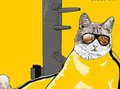 """Ilustraciones """"hipster"""": gatos humanizados"""