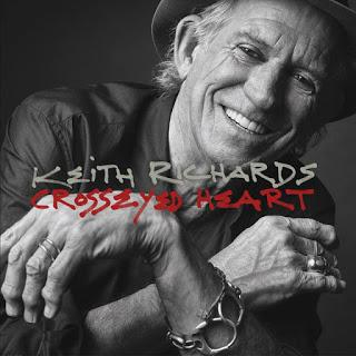 Keith Richards Crosseyed Heart (2015) De la nada a Keith Richards
