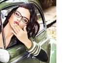 Adriana Lima vuelve para nueva campaña Vogue Eyewear