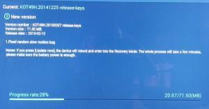 minix neo x8 h problema al actualizar firmware