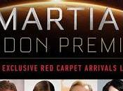 "Premier ""Marte (The Martian)"""