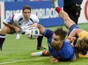 Segundo triunfo Francia: ganó Rumania 38-11 lidera Grupo