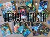 Lectura conjunta percy jackson