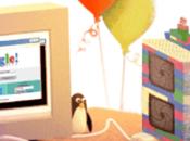 Google cumple años celebra nuevo Doodle
