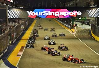 One week later: Marina Bay - Singapur 2015