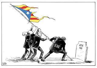 Cataluña tras las elecciones autonómicas: ¿Y ahora qué? ¡Para este viaje no hacían falta alforjas!