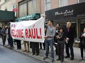 Solidaridad #Cuba pleno Nueva York