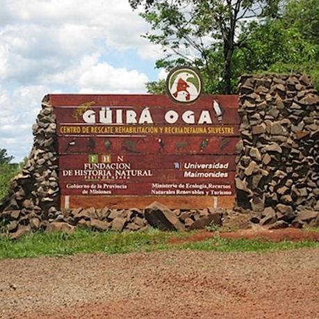 Centro de Recuperación y de Recría de Aves Amenazadas Güirá Ogá.