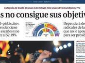análisis vergüenza portadas prensa española