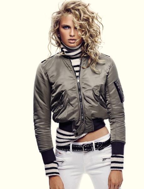 Romee Strijd Luce Rizos Para Vogue España Paperblog