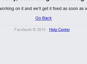 servicio Facebook vuelve sufrir otra gigantesca caída