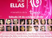 Cadena Ellas 2015: Antonio Orozco, Secretos, Vanesa Martín, Laura Pausini, Maldita Nerea...