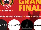 adrenalina vivirá Gran Final Viva Rock Latino Hard Cafe Caracas
