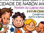 Torneo fútbol sala base mixto Concello Narón 2015