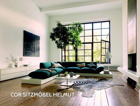 Ideas para decorar un Salón Moderno, últimas tendencias... - Paperblog