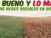 bueno malo redes sociales Bolivia