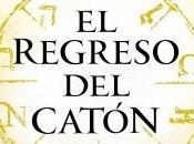 Llega regreso Catón', nueva novela Matilde Asensi