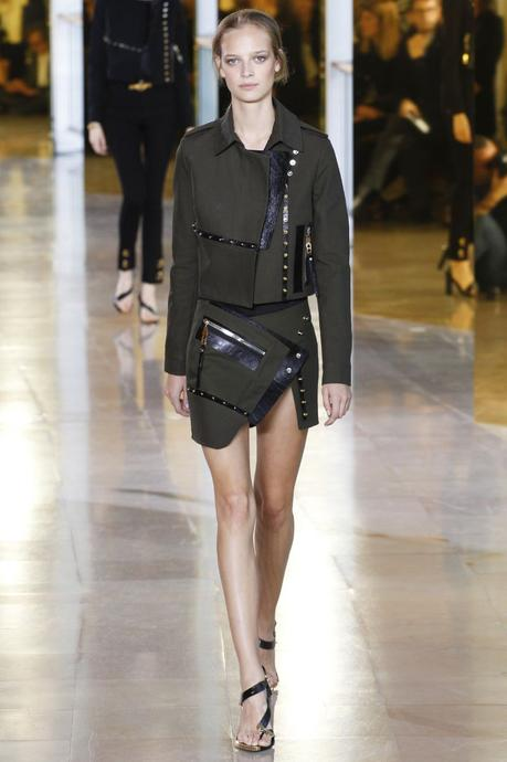 Anthony Vaccarello SS16 - Paris Fashion Week