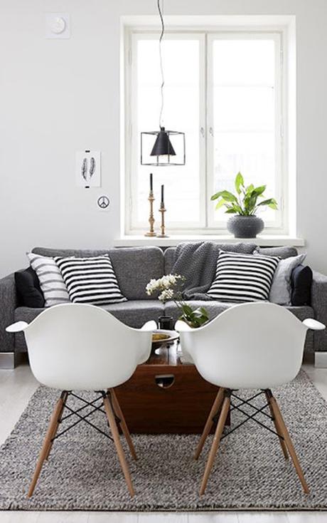 Tips deco sillas de estilo n rdico fichajes deco con - Deco estilo nordico ...