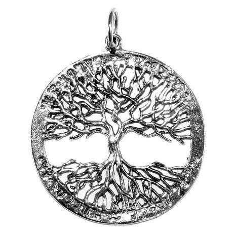 arbol de la vida xl en plata